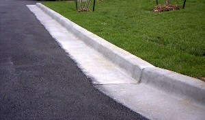 Sidewalks Curb And Gutters